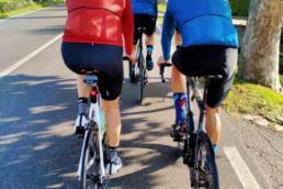 pedalare durante le feste